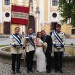 Hochzeit von Werner und Daniela