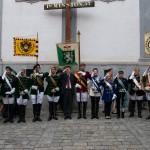 Die Grazer Verbindungen bei der Bischofsweihe